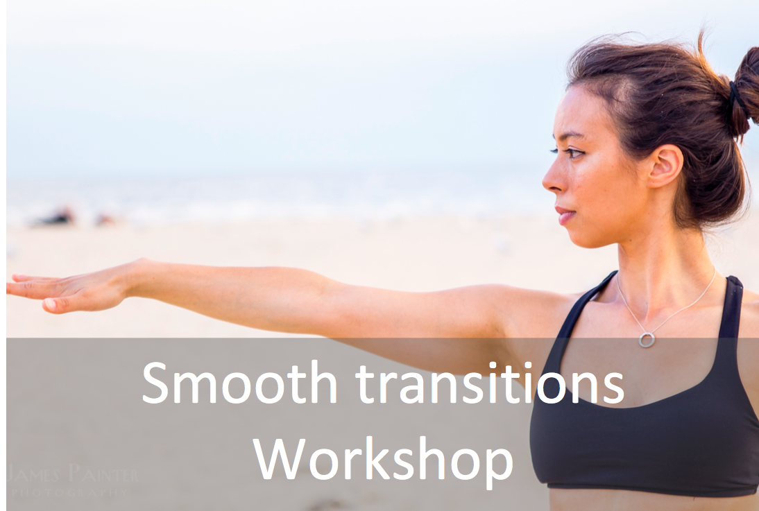 Transitions Workshop<br/>Casey Cheah